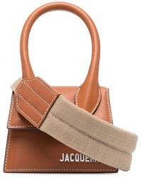 Jacquemus Le Chiquito Tote Bag - Brown