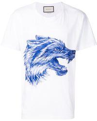 Gucci - Tshirt - Lyst