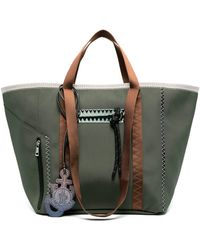 Moncler Nylon Tote Bag - Green