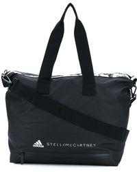 47feaa92bdf6 adidas By Stella McCartney Small Gym Bag - Berrywood in Red - Lyst