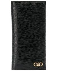 Ferragamo - Revival Leather Wallet - Lyst
