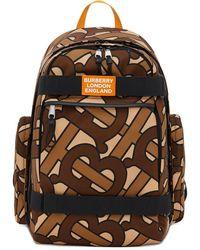 Burberry Cooper Large Backpack - Black