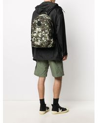 Moncler - Zaino con stampa camouflage - Lyst