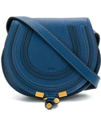 Chloé - Marcie Leather Mini Bag - Lyst