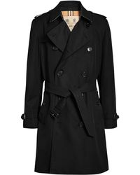 Burberry Trench The Long Kensington Heritage - Nero