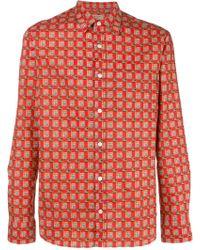 Burberry - Strental Casual Shirt - Lyst