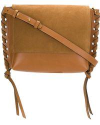 Étoile Isabel Marant - Asli Leather Shoulder Bag - Lyst
