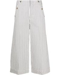Dondup - Trousers White - Lyst