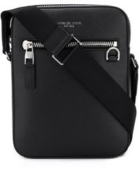 Michael Kors Camera Shoulder Bag . - Black