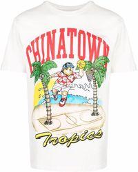 Chinatown Market T-shirt - Multicolour