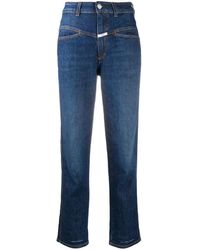 Closed Pedal Pusher Straight-leg Jeans - Blue