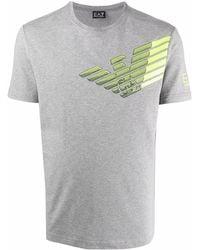 EA7 T-shirts And Polos Grey