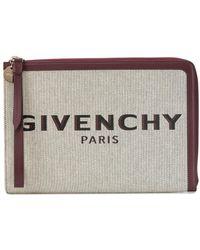 Givenchy Pochette Grande Bond - Viola