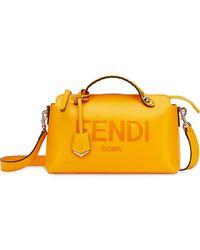 Fendi Borsa tote By The Way - Giallo