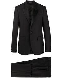 Givenchy Slim-fit Tuxedo Suit - Black