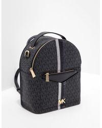 Michael Kors Jessa Small Backpack Black