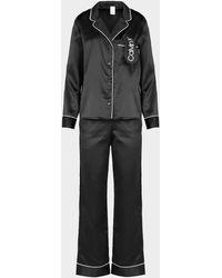Calvin Klein Pajama Set - Black