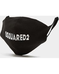 DSquared² Face Covering - Black