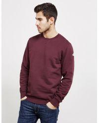 Pyrenex - Mens Chergui Sweatshirt Red - Lyst
