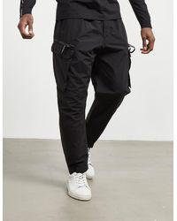 Calvin Klein Zip Pocket Cargo Trousers - Black