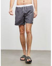 BOSS Starfish Swim Shorts Men's Grey