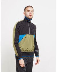 PS by Paul Smith Contrast Nylon Jacket Black