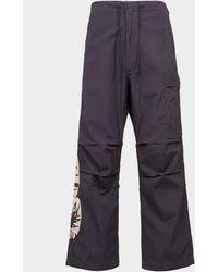 Maharishi Tiger Pants - Black
