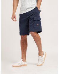 Paul & Shark Cargo Shorts Navy Blue