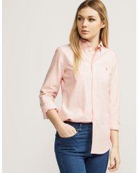 Polo Ralph Lauren Harper Shirt Pink
