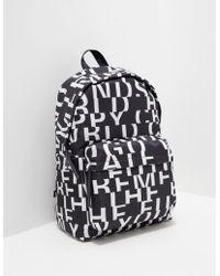 HUGO - Mens Record Backpack Black - Lyst