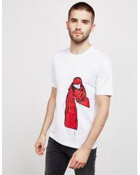 Z Zegna Snowsuit Short Sleeve T-shirt White