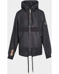 P.E Nation Endurance Windbreaker Jacket - Black