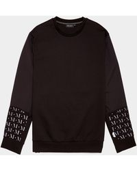 Mallet Mystic Reflective Sweatshirt - Black