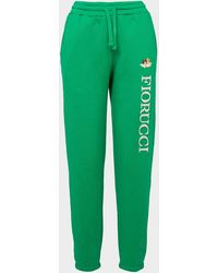 Fiorucci Vintage Angel Sweatpants - Green