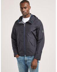 Paul Smith Silverbacked Jacket - Blue