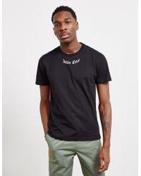 281c625457 Iuter Thunder Eagle Short Sleeve T-shirt Black in Black for Men - Lyst