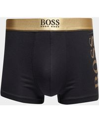 BOSS Identity Boxer Shorts Black