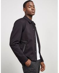 HUGO - Mens Babenu Lightweight Jacket - Online Exclusive Black - Lyst