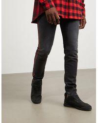 Marcelo Burlon Stripe Jeans - Online Exclusive Grey - Gray