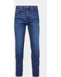 Tommy Hilfiger Bleeker Slim Jeans Purple - Blue