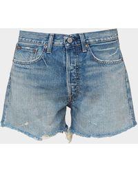 Polo Ralph Lauren Denim Shorts - Blue