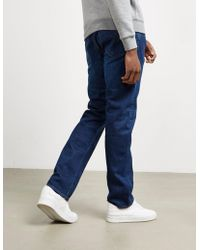 PS by Paul Smith | Mens Straight Stretch Jeans Blue | Lyst