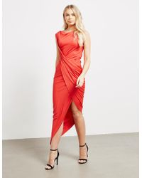 Vivienne Westwood Vian Jersey Dress Red