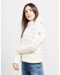 Pyrenex Spoutnic Shiny Jacket White