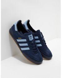 adidas Originals Jeans Navy Blue