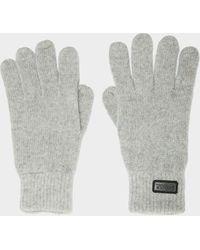 Barbour Sensor Knit Gloves - Grey