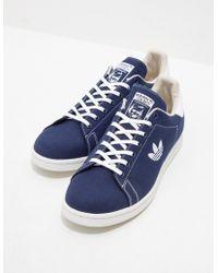 Lyst - adidas Originals Stan Smith Vulc in Blue for Men 25ec05cd7