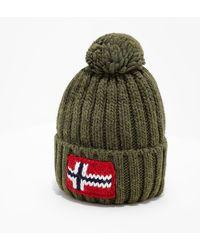 1fb0d852ae0 Lyst - Men s Napapijri Hats Online Sale