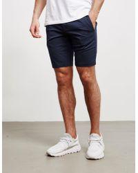 BOSS Liem Shorts Navy Blue
