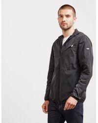 Barbour - Mens International Cadwell Lightweight Jacket Black - Lyst